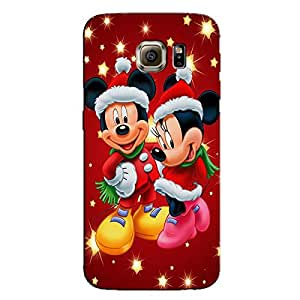 CARTOON BACK COVER FOR SAMSUNG GALAXY S7