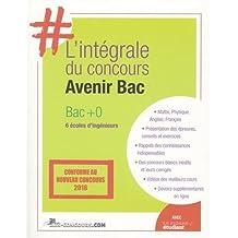 #L'intégrale du concours Avenir Bac