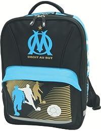 Quo Vadis - Olympique Marseille - Sac à Dos 2 Compartiments - 40x30x19 cm