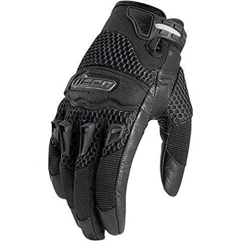 Icon Women's Twenty-Niner Gloves - 2X-Large/Black
