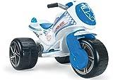 Kindermotorrad 6V mit IML Dekoration Licht und Geräusche für Kinder ab 3 Jahren Wellen Polizei