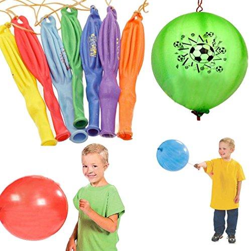 oji Gesichts Ballone für Festival Geburtstagsfeier Weihnachten (Mehrfarbig) (Alphabet Geformte Ballone)