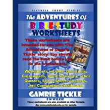 The Adventures of Gamrie Tickle: Bible Study Worksheets: Aletheia Books - Bible Study Worksheets
