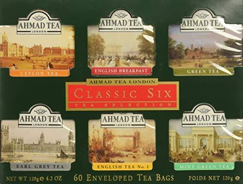Ahmad Tea Classic Six Pack of 1