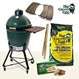 Starterset Big Green Egg Medium mit Ablagen