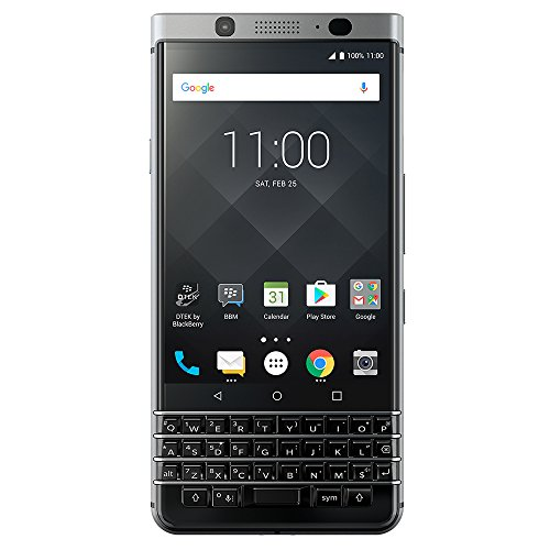 Blackberry Keyone GSM entriegelte Android Smartphone (AT & T, T-Mobile) - 4G LTE 32GB