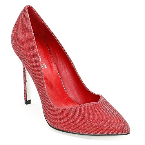 ALESYA by Scarpe&Scarpe - Pumps lurex Rot