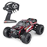 MaxTronic RC Cars RC Auto Rock Offroad Racing Fahrzeug Crawler Truck 2,4 Ghz 4WD High Speed 1:20 Radio Fernbedienung Buggy Elektro Fast Race Hobby- Rot