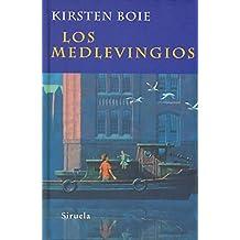 Los Medlevingios: Una novela policiaca fantástica en cuatro partes (Las Tres Edades)