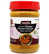 Savastha Pepper/Milagu Rasam Powder - Authentic Traditional South Indian Home Made Recipe 150g