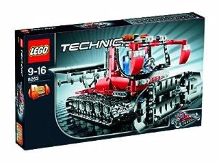 LEGO Technic 8263 - Pistenraupe (B001U3ZMKY)   Amazon price tracker / tracking, Amazon price history charts, Amazon price watches, Amazon price drop alerts