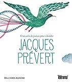 Coffret Jacques Prévert - 6 recueils de poésie pour s'évader