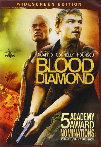 Blood Diamond (Widescreen Edition) by Leonardo DiCaprio