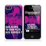 Skinkin Cover iPhone 4 Design originale: Vian per Fists e lettere