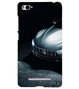 PRINTSHOPPII SPORTS CAR Back Case Cover for Xiaomi Redmi Mi4i::Xiaomi Mi 4i