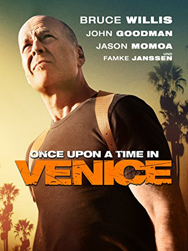 Once Upon a Time in Venice Cover