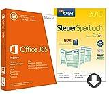 Microsoft Office 365 Home & WISO Steuer-Sparbuch 2015 (für Steuerjahr 2014)