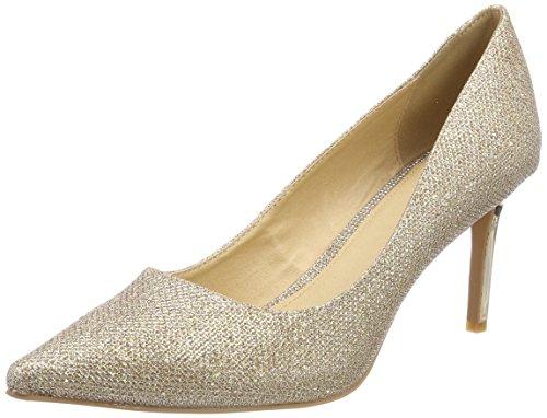 Buffalo H733-C002A-4 P1855D Glitter, Damen Pumps, Gold (Gold 01), 39 EU