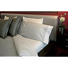 Juego de sábanas Algodón 100% DOTS GR (para cama de 90x190/200)
