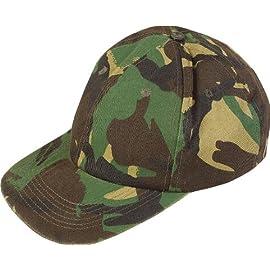 Bambini Baseball Cappello mimetico militare soldato travestimento Combat  KIDS 147b482e8565