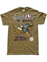 Gandalfs Eagle Driving T-Shirt