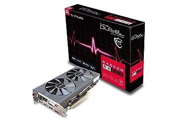 Sapphire Pulse OC Radeon RX 580 4GD5 11265-09-20G 4GB GDDR5 256Bit DX12 Gaming Ekran Kartı