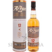 The Arran 12 Years Old Cask Strength Batch No. 6 GB 52,4% Vol. 52,40 % 0.7 l. from Verschiedene