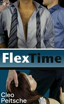 Flex Time (Office Toy Book 4) (English Edition) par [Peitsche, Cleo]