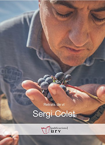 Sergi Colet (Retrats de Vi) por Ruth Troyano Puig