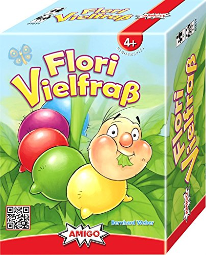 AMIGO - Kinderspiel, Flori Vielfraß Preisvergleich