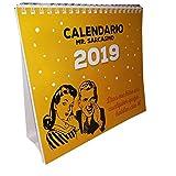 SORPRESAS Calendario sarcastico 2019
