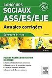 Concours sociaux ASS, ES, EJE - Épreuves écrites