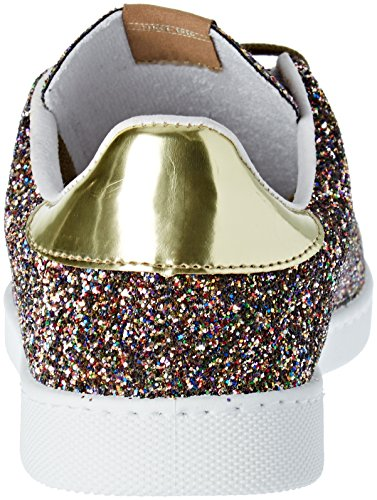 Victoria Deportivo Glitter, Baskets Basses Femme Multicolore (Multicolor)