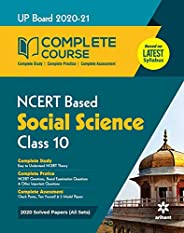 Complete Course Social Science Class 10 (NCERT Based) 2020-21