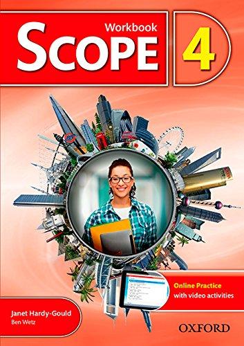 Scope 4. Workbook + Online Practice Pack