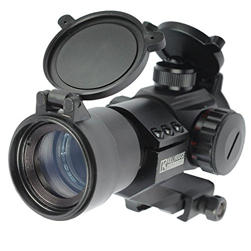 Killhouse Tactical R/G Dot Sight with Cantilever Mount schwarz Cantilever Mount