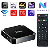 Sawpy X96 Mini Android TV Box Android 7.1 1GB +8GB