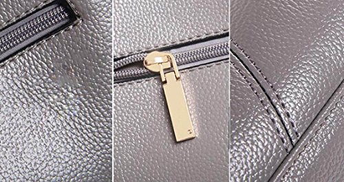 Borsa A Tracolla Tote Bag Da Donna Elegante Borsa A Tracolla Grande In Pelle PU Borsa A Mano Borsa A Mano Donna Borsa Nera Yellow