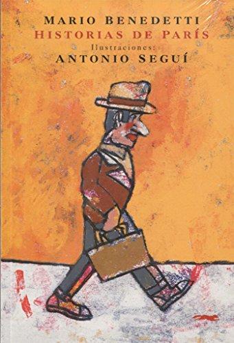 Historias de París (Serie Illustrata / Pocket) por Mario Benedetti