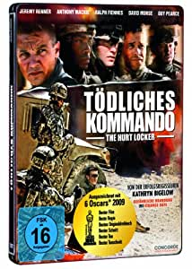 Tödliches Kommando - The Hurt Locker (Steelbook)