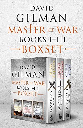 Master of War Boxset: Books I-III (English Edition) par David Gilman