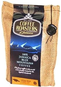 Coffee Roasters of Jamaica - 100% Jamaika Blue Mountain Kaffee-Spezialitäten, ganze Arabica Kaffeebohnen, 1er Pack (1 x 227 g)