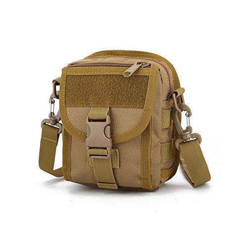 Faysting EU borsa a spalla pacchetto per uomo studenti militare stile vari colori per scegliere buon regalo A