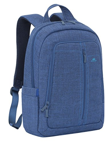 "RivaCase 7560 Laptop Backpack 15.6"", Zaino per Laptop Fino a 15.6"", Blu"