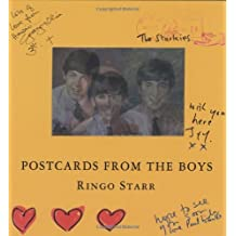 Postcards from the Boys by Ringo Starr (2004-10-09)