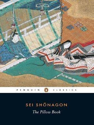Penguin Classics Pillow Book by Sei Shonagon (Dec 26 2006)