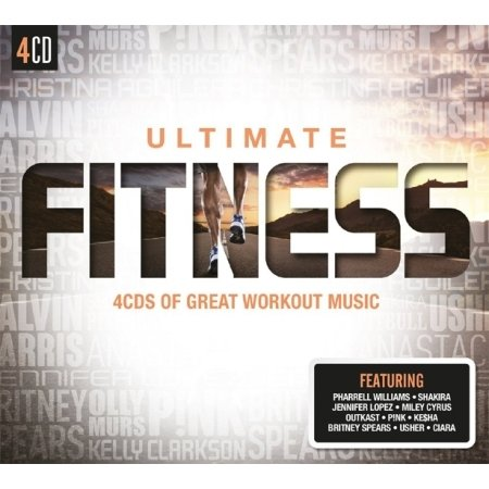 4Cds Of Great Workout Music