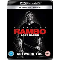 Rambo: Last Blood 4K