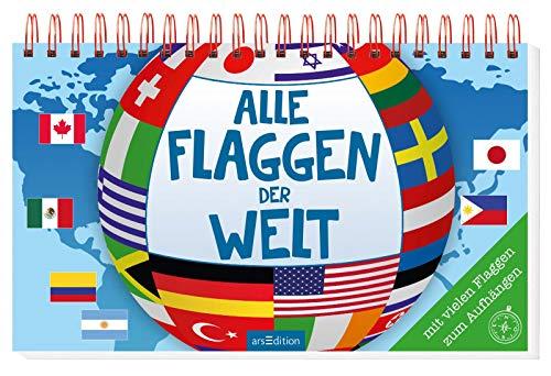Alle Flaggen der Welt (Flaggen Welt Der)