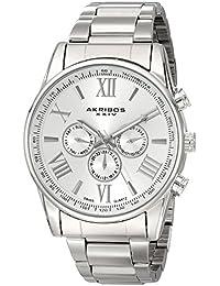 Akribos AK736SS - Reloj para hombres